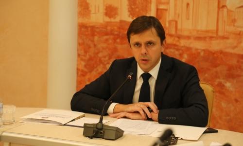 Андрей Клычков провел очередное заседание Экспертного совета по развитию предпринимательства при Губернаторе Орловской области