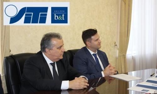 В Правительстве Орловской области обсудили перспективы реализации на территории региона инвестиционного проекта итальянской компании SITI B&T Group