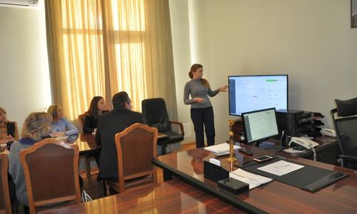 Организация и совершенствование проектного управления на муниципальном уровне