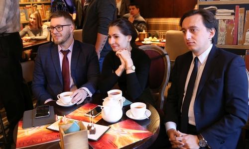 Андрей Клычков обсудил с молодыми предпринимателями перспективы развития бизнеса в регионе